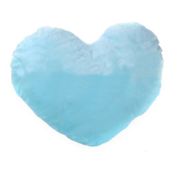 Living Healthy Products - Heart - Shaped Pillow - Micro Bead Squishy Pillow, Blue - Heart-Shaped PillowIsn't it very troublesome when we must give a presents to our loved ones in special occasions and not having a way to truly show how we really care Sometimes, you can spend many hours looking for the special detail that can express what you are feeling.Fortunately, the Big Heart-Shaped Pillow can help you show in a very special and cute way how much you love a person. Besides, the Big Heart-Shaped Pillow says a whole lot, providing a comfy place to lie on when you're a little bit tired or just want to feel comfortable on the couch.Also, the Big Heart-shaped Pillow is very beautiful and you can use it to decorate your bed, sofa, chair or even a chaise lounge! Perfect for Valentine's Day or any romantic occasion, the Big Heart-shaped Pillow will fill your home with love!