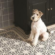Contemporary Floor Tiles by Original Style