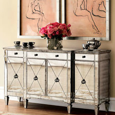 Contemporary Buffets And Sideboards by Chic Coles