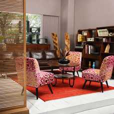 Asian Sofas by Journey East