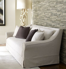 traditional sectional sofas by Neiman Marcus