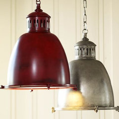 pendant lighting by Pottery Barn