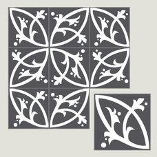 Eclectic Tile by Villa Lagoon Tile