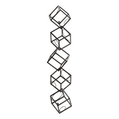 Cyan Design - Dali Wine Rack - Dali wine rack - rustic
