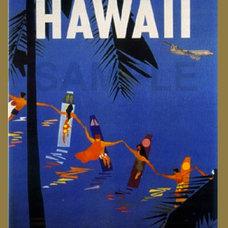 Tropical Artwork by tikimaster.com
