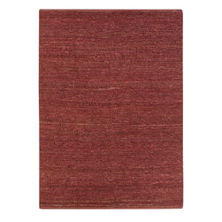 Surya - Surya COT1942-23 Continental Natural Fiber Hand Woven Rug - Natural fibers woven in loops bring a casual look to any home decor. Designed with various fashion colors bring a solid impact to home decor. Hand woven in India from 100% natural fiber, the Continental Collection is a new trend.