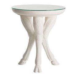 Arteriors - Arteriors Home - Angora Side Table - DD9008 - Angora Side Table