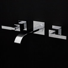 Contemporary Bathroom Faucets by LACAVA