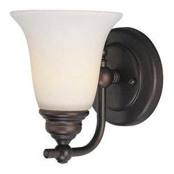 Single-Light Sconce -