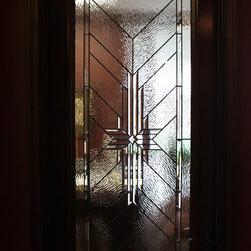 ThermaTru Classic Craft Mahogany Collection fiberglass door - Dandy Media