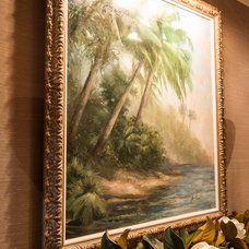Tropical Artwork by Amanda Still, Hill Design + Gallery