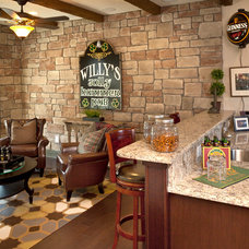 Houzz Call: Show Us Your Man Cave