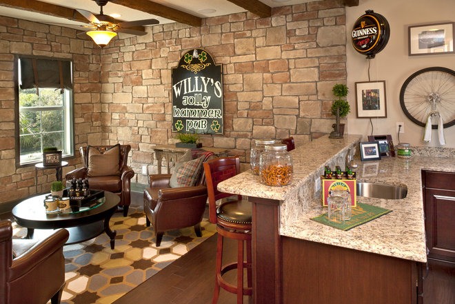Show Your Man Cave : Houzz call show us your man cave