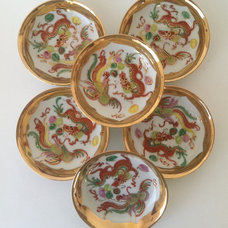 Asian Dinner Plates by Etsy