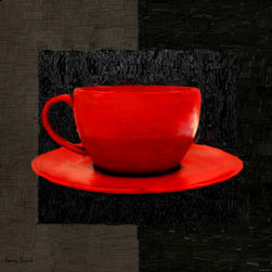 Sensuality - A wonderful Collection of Coffee Art which is elegantly and classically designed to complement any cafés, modern, contemporary and traditional kitchens perfectly.