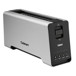 Cuisinart 2-Slice Extruded Aluminum Long-Slot Toaster