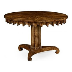 William Yeoward | Longwood Table |Grey Mahogany - The original Longwood table is made of C19th mahogany and sits at a