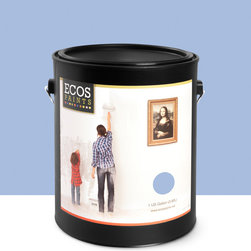 Imperial Paints - Eggshell Wall Paint, Gallon Can, Little Prince - Overview: