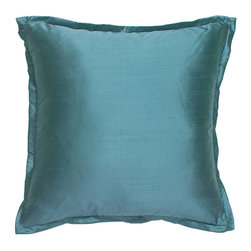 """Mystic Home - Jade - 18"""" Pillow by Mystic Home - The Jade, by Mystic Home"""