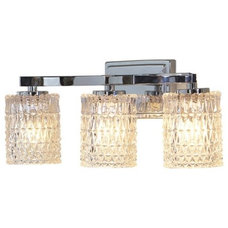 Contemporary Bathroom Lighting And Vanity Lighting by Lowe's