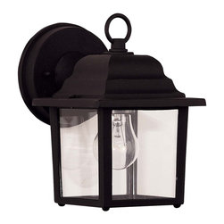 Savoy House - Exterior Collections Wall Mount Lantern - Decorate your favorite outdoor spaces to bring a sense of style Al Fresco!