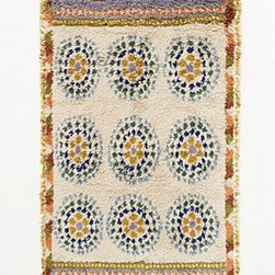 Anthropologie - Hand-Knotted Umberto Rug - *Cotton, wool