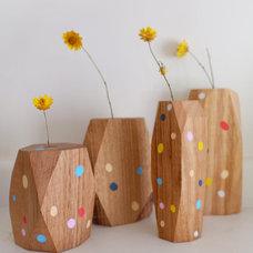 Modern Vases by Etsy