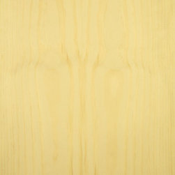 Clear White Pine Veneer - Clear White Pine veneer or white pine veneer is white to slightly yellow in color and may be a variegated combination of both. Available in a variety of backers and sizes.