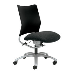 Alaris H4241 Mid-Back Armless Chair