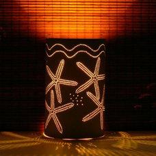 Tropical Table Lamps by Peeniiwallii Caribbean