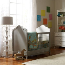 Traditional Cribs by Rosenberry Rooms