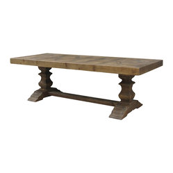 "Castle 98"" Dining Table"