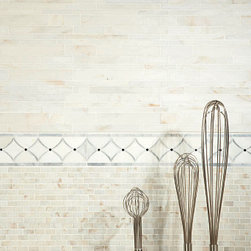 Danby Mosaics - Luxurious stone tiles in a variety of sizes, mosaics, mouldings and trims.