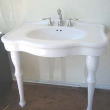 bathroom sinks by vintagebath.com