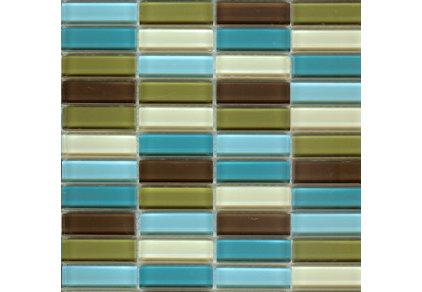Midcentury Mosaic Tile by Modwalls