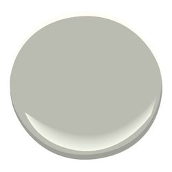 Gray Horse 2140-50 Paint - This is a perfect gray. Warm and layered, it would be beautiful in that room or on that piece of furniture you've been meaning to redo.