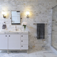 Contemporary Tile by CheaperFloors