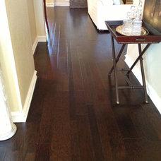 Traditional Hardwood Flooring by SURFACE DECOR FLOOR WAREHOUSE & DESIGN CENTER