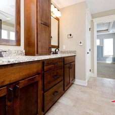 Bathroom Countertops by Consolidated Kitchens & Fireplaces
