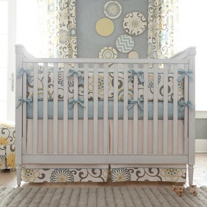 baby bedding by Carousel Designs
