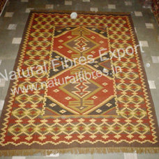 Traditional Rugs by Natural Fibres Export