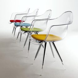 Angel Armchair - Angel ArmChair is part of the Kubikoff Italy Collection.