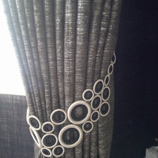 Contemporary Curtains by Art of Interiors
