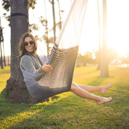 Yellow Leaf Hammocks - Spring 2015 - Yellow Leaf Hammocks - Classic Double Backyard Hammock (100% Handwoven)