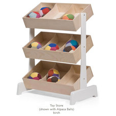 Modern Toy Organizers by Clever Tomato