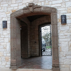 Entry by Rustico Tile and Stone