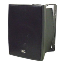 """Choice Select 150W Outdoor Speakers w/ Aluminum Grill - (PAIR) - One Pair 8In Indoor/Outdoor Highest Quality Speaker Set. Features An Aluminum Grill That Will Not Rust And A Weather Resistant Uv Plastic Cabinet. Includes 70V Transformer. Color: Black Also Available In White.   Features:  * Quantity: 2 Speakers (1 Pair) * 8In 2-Way Indoor/Outdoor Speaker Box * Dimensions: 11In W X 14.33In H X 8.5In D * Power: 150W P.M.P.O., 75W Rms * Woofer: 6.5"""" Polypropylene And Mica Injection Cone With Rubber Edge * Tweeter: 3/4"""" Pei Dome Tweeter With Ferrofluid Cooled Voice Coil * Crossover: Capacitor 4.7Uf/100V * 70V/50W, 25W, 12.5W Transformer * Impedance: 8 Ohm Nominal, 7.2 Ohm Minimum * Frequency Response: 60Hz~ 20Khz * Sensitivity: (1W/1M) 89Db * Aluminum Paintable Grilles * Color: Black * Gross Weight: 32.1 Lbs * Shipped Insured * Brand New!"""