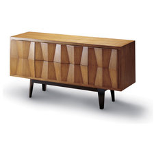 Contemporary Buffets And Sideboards by Studio Workshops-Quatrain