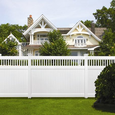 Traditional Home Fencing And Gates by The Fence Authority