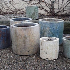 Traditional Outdoor Pots And Planters by Detroit Garden Works